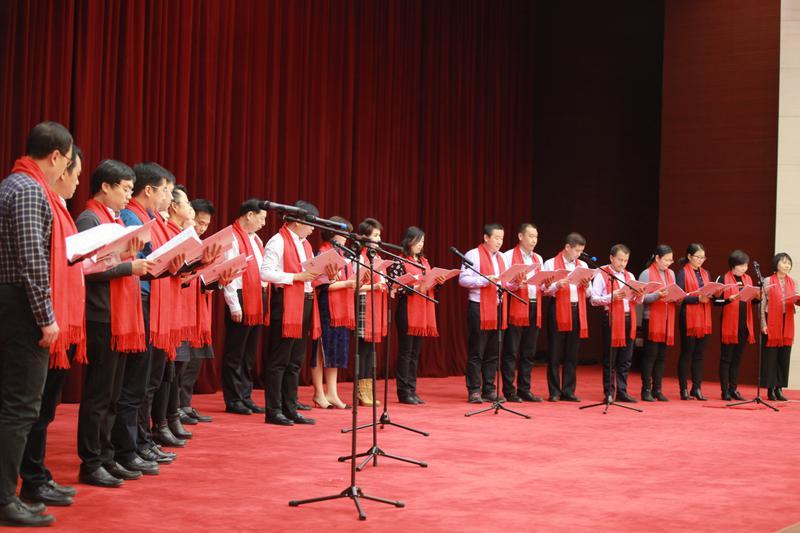 第十八期新任县委宣传部部长培训班学员联欢
